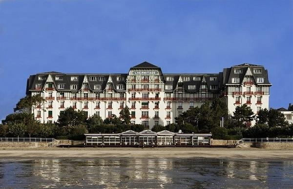 Hôtel l'Hermitage à La Baule
