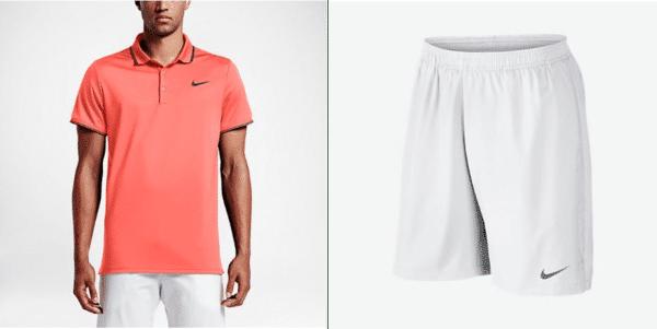 tenue tennis nike homme