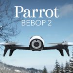 TEST du Drone Parrot Bebop 2