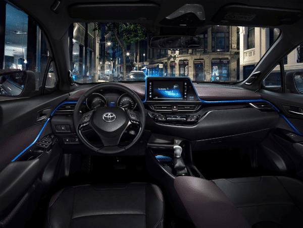 Toyota C-HR optimisée pour le son
