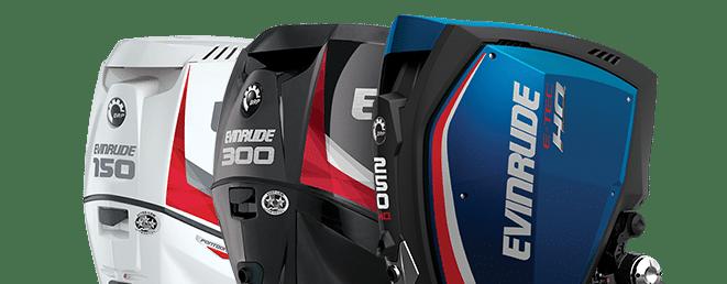 Moteurs de bateau Evinrude E-TEC G2