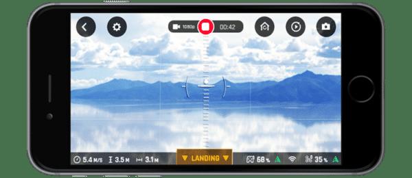 Piloter le Drone Parrot Bebop 2 avec l'application FreeFlight Pro