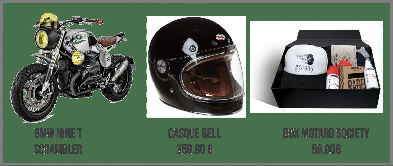 Look biker accessoires tendances