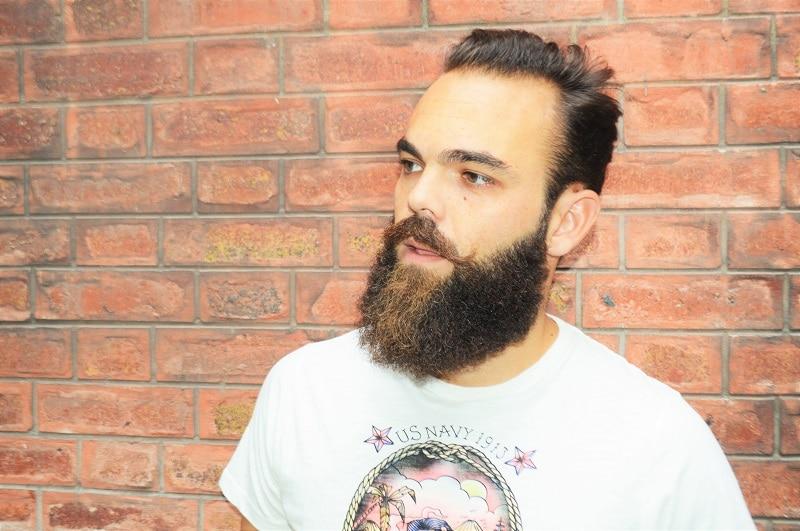 Barbe et moustache, entretien quotidien // Photo: L'HommeTendance.fr