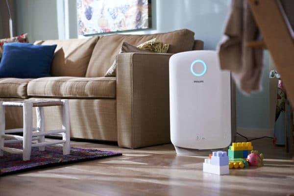 Purifiez votre intérieur avec le purificateur d'air Philips