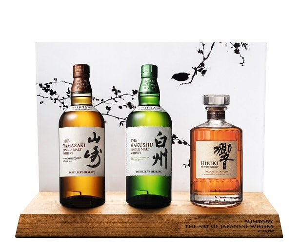Whisky japonnais Suntory