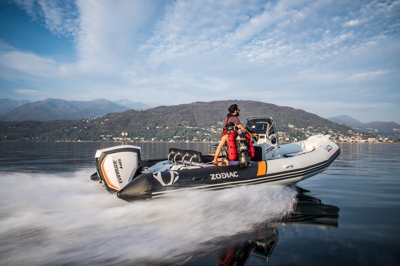 Test Zodiac 650 Pro Ultimate en pleine action