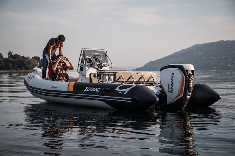 Zodiac 650 Pro Ultimate idéal pour la plongée