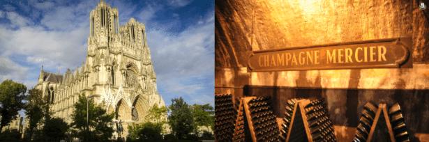 cathedrale-et-cave-reims idées week-ends hors de paris