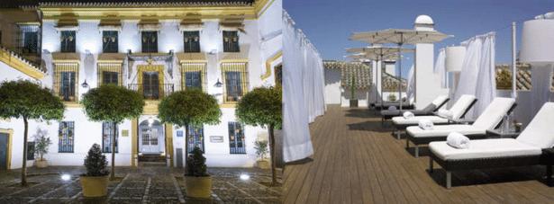 hotel-seville idées week-ends hors de paris