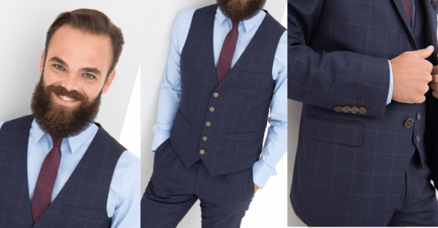 Gilet de Costume - Business