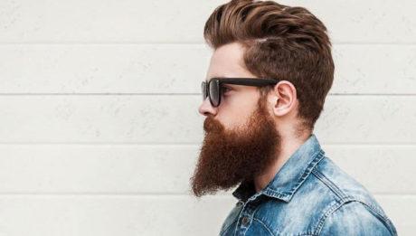 Masque pour la barbe