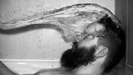 Shampoing pour la barbe
