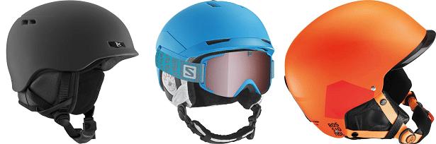 Casques de ski homme