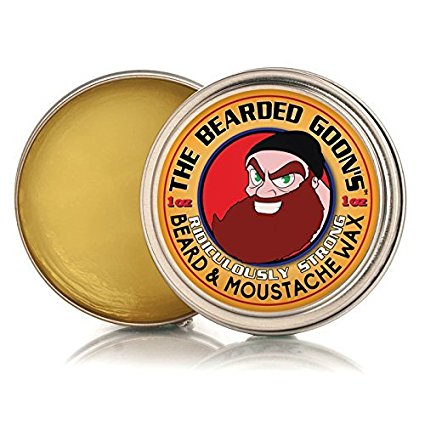 Cire à moustache The Bearded Goon's