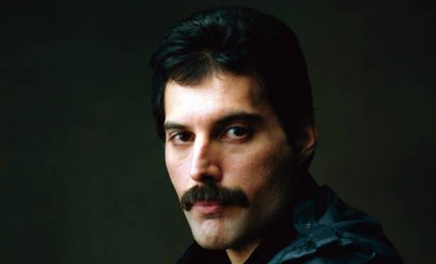 Moustache de Freddie Mercury
