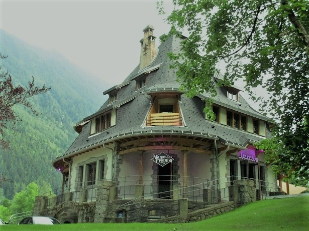 Chamonix top 10 des choses faire dans la vall e l for Affiliation maison des artistes