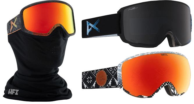 Masque de ski pour homme