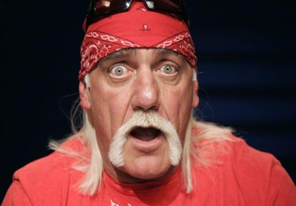 Moustache de Hulk Hogan
