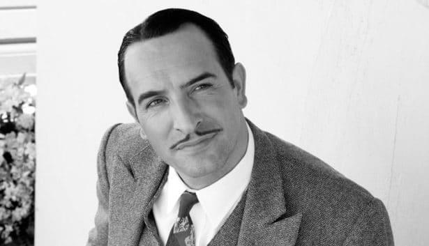 Moustache de Jean Dujardin
