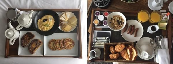 Le petit déjeuner du M que faire à megeve