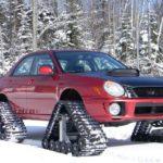 Des pneus taillés pour l'hiver pour rouler en toute sécurité