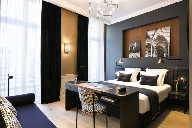 Hôtel Square Louvois - Chambre
