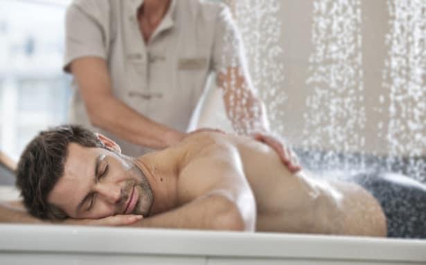 Les soins - Thalasso pour Hommes