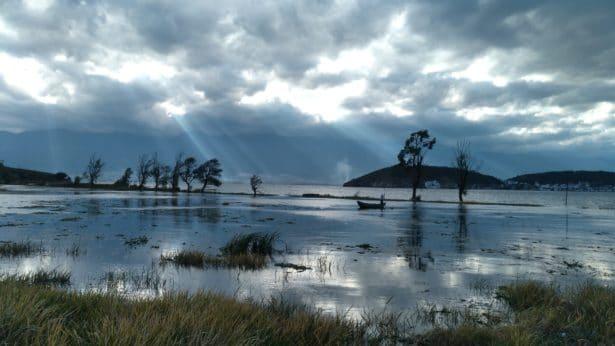 Voyage en chine - Lijiang le lac erhai