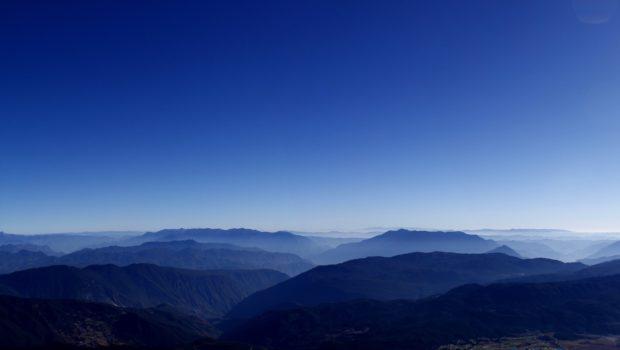 Voyage en chine Lijiang le mont enneigé du dragon de jade