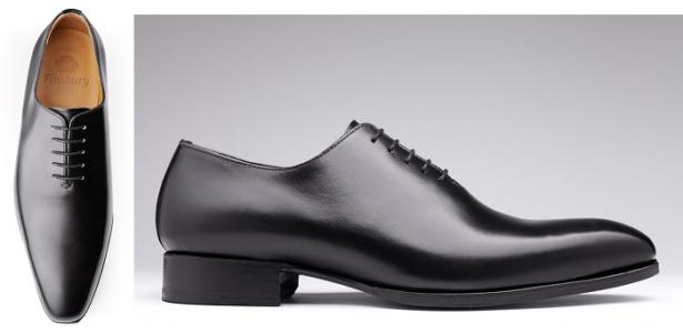 Chaussure de ville Richelieu BROADWAY NOIR