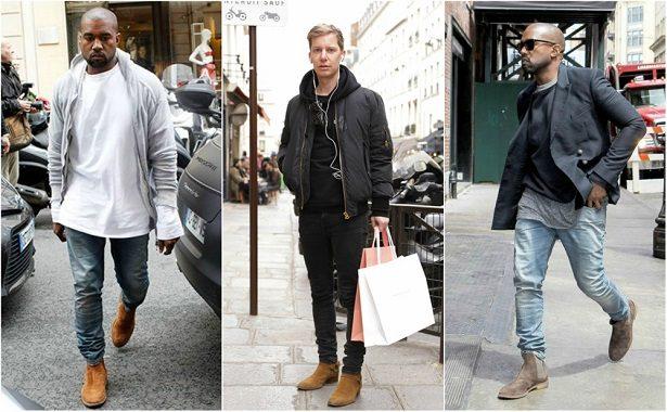 haut fonctionnaire choisir le dernier qualité stable Chelsea Boots pour homme: élégance fine