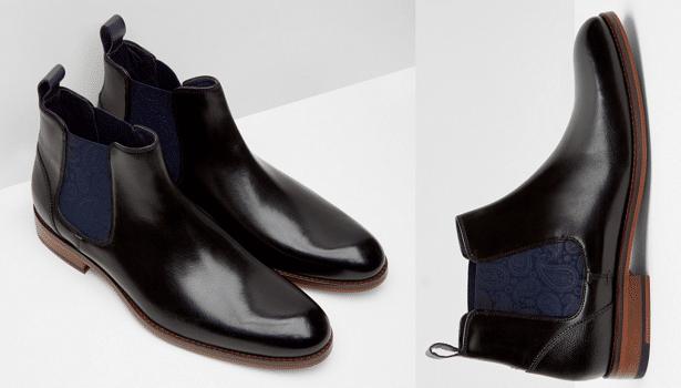Chelsea Boots pour homme: élégance fine