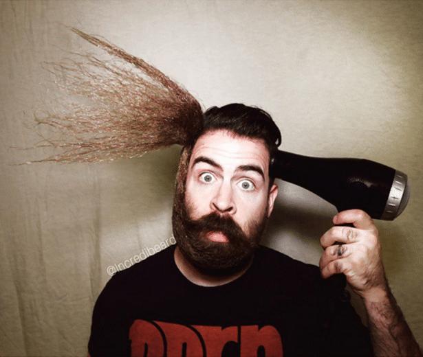 Cheveux trop fins sans volume homme