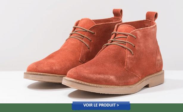 Kickers homme TYL 69€