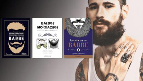 Livres sur la Barbe: le top des bouquins pour barbus