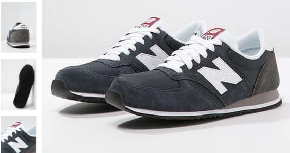 new balance homme mode