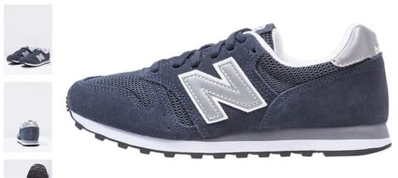 NEW BALANCE ML373 - Baskets basses - navy à 85€