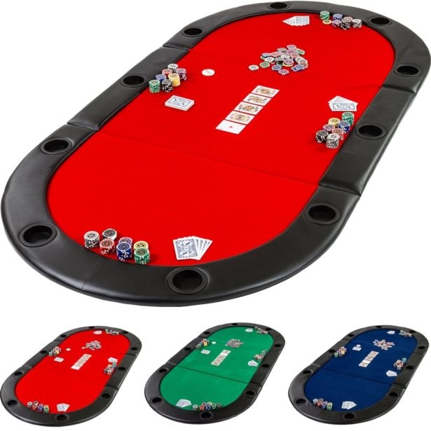table de poker pliable