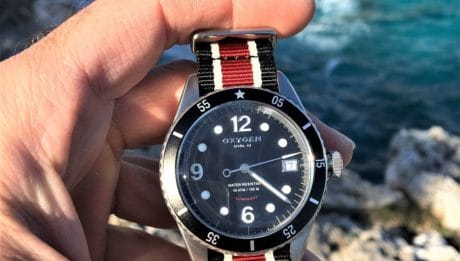 Montre OXYGEN Diver Legend 42