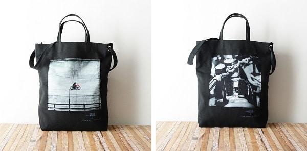 Tote Bag Speed by Monsieur Charli