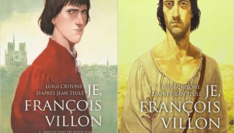 Je, François Villon BD