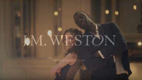 OMAR SY FAIT SON PRINCE POUR J.M. WESTON