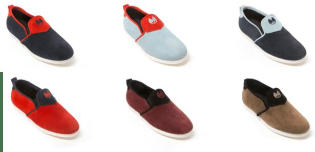 Chaussures d'intérieur Nenufar - 79€