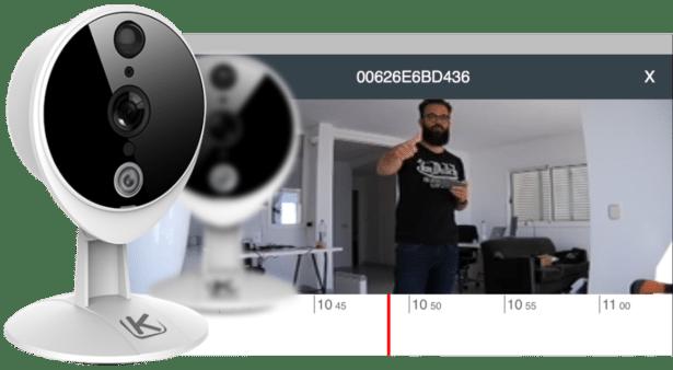 Nous avons testé la vidéosurveillance Kiwatch