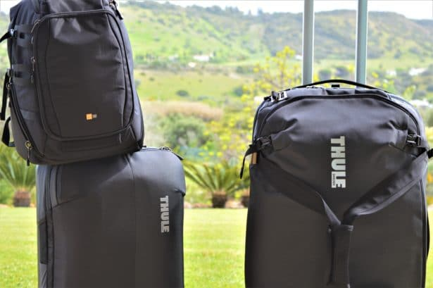 Thule, bagage cabine ou soute