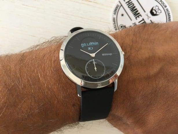 Withings - Montre connectée