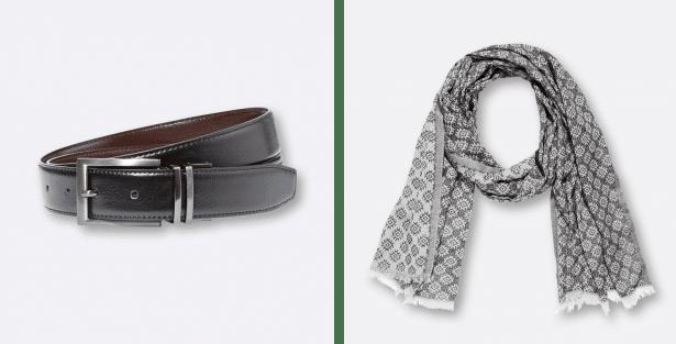 Chèche et ceinture pour accessoiriser