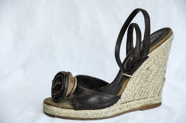 Yves Saint Laurent espadrilles