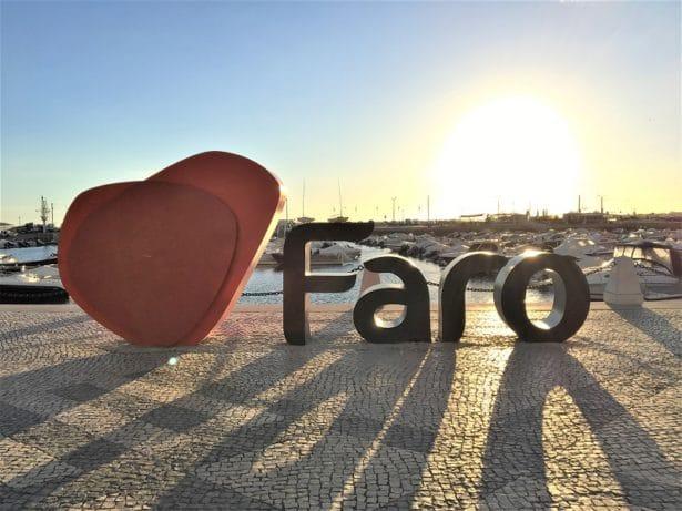 Découvrir Faro, Portugal